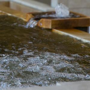 蓬莱湯のこだわり1・「お風呂」の原点へ